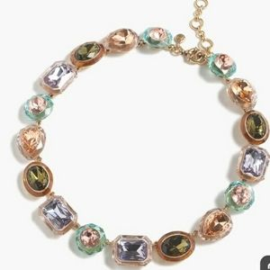 Looking for these! J Crew Jewel Box Necklace